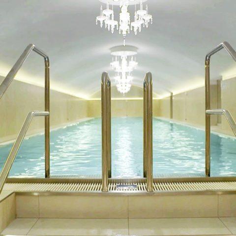 Hotel Pool Sans Souci Wien