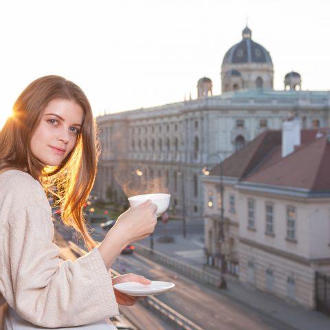 5 Sterne Hotel WienAussenansicht zu Museen credits Stefan Gergely