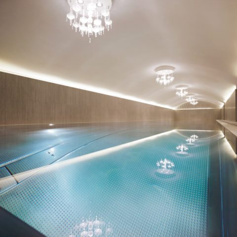 5 Sterne Hotel Wien Impressionen Sans Souci Wien: Pool