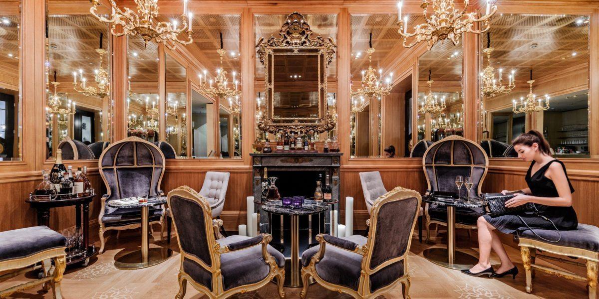 5 Sterne Hotel Wien Le Bar im Hotel Sans Souci Wien