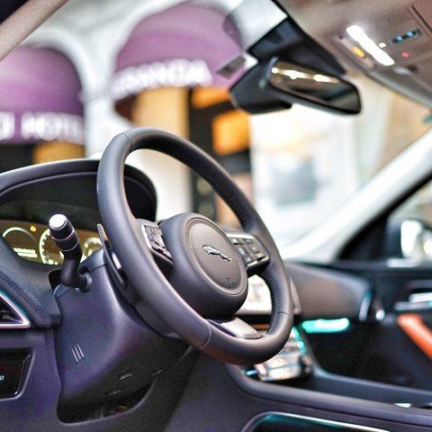 Jaguar F-Pace Sans Souci Vienna Oliver Weberberger