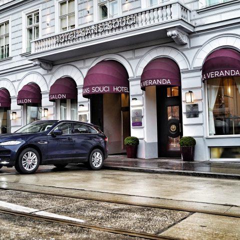 Jaguar F-Pace Sans Souci Wien Oliver Weberberger