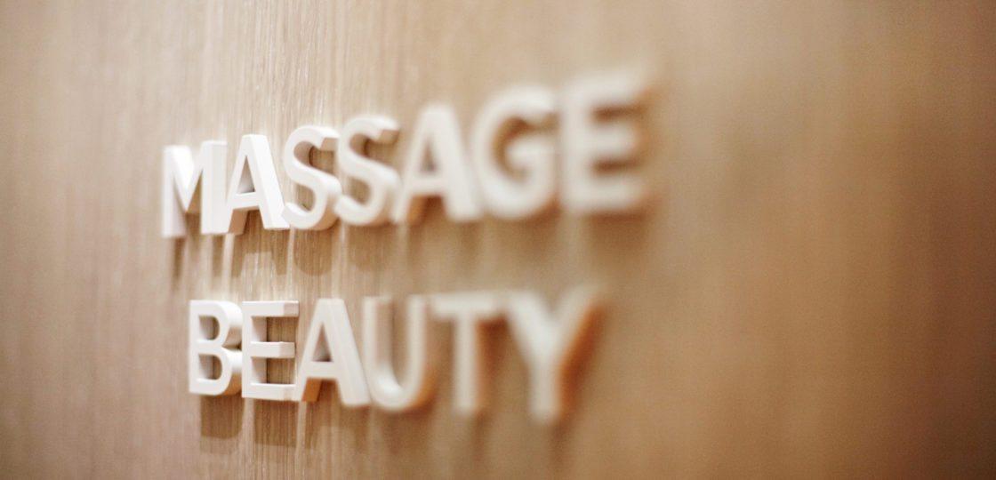 Beauty & Massage im Hotel Sans Souci Wien