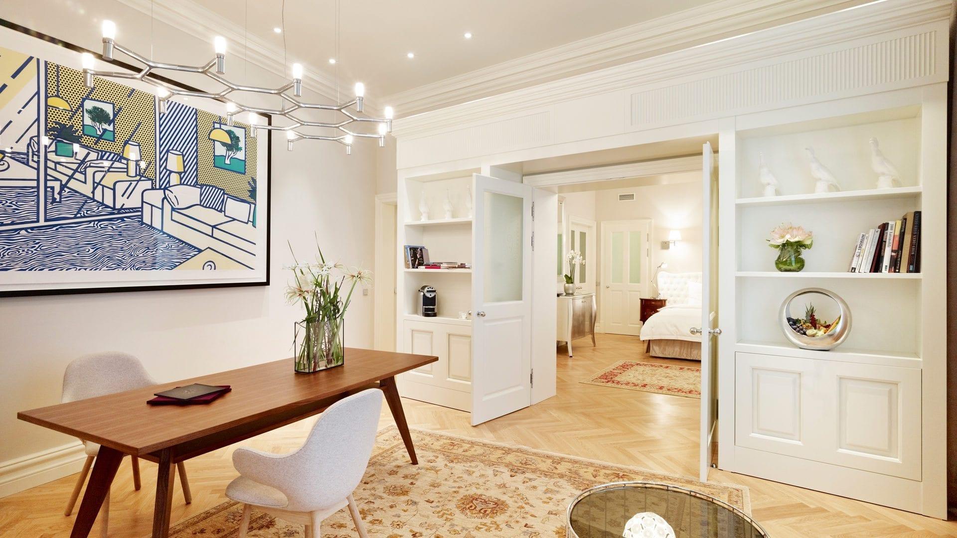 Luxushotel Wien - Hotel Sans Souci Wien – Master Suite