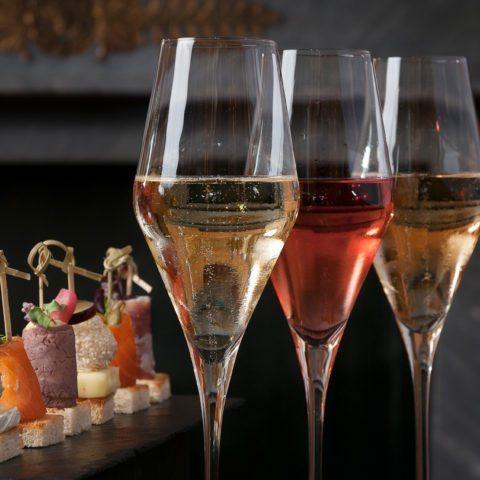 Champagne Tasting im Hotel Sans Souci Wien