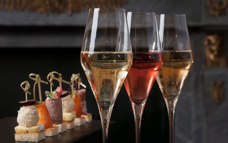 Champagne Tasting at Hotel Sans Souci Vienna