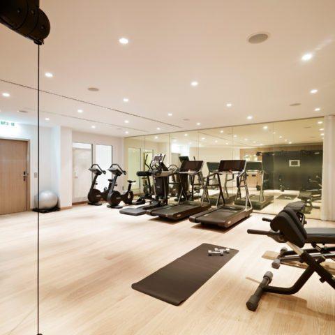 Fitness im Sans Souci Wien