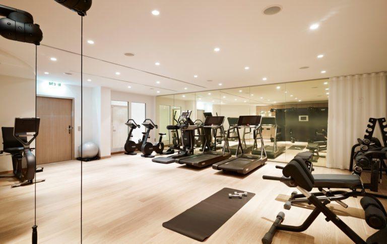 Fitness im Hotel Sans Souci Wien