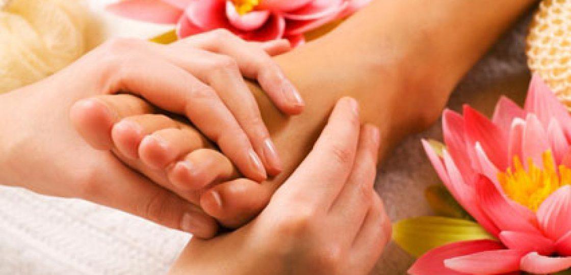 fussmassage Sanssouci wien spa wellness