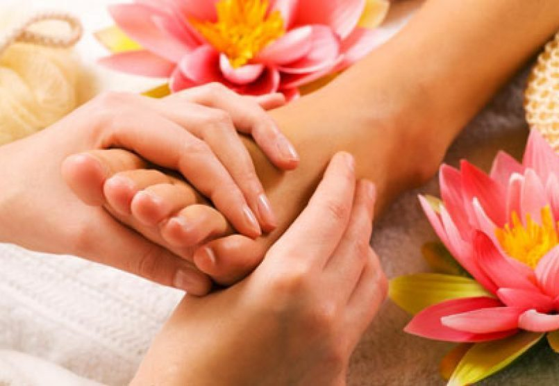 fussmassage Sanssouci wien spa wellness