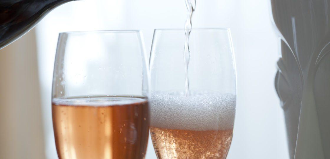 Champagne Tasting - Hotel Sans Souci Wien