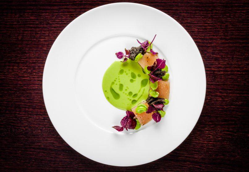 Impressionen Sans Souci Wien: Kulinarik