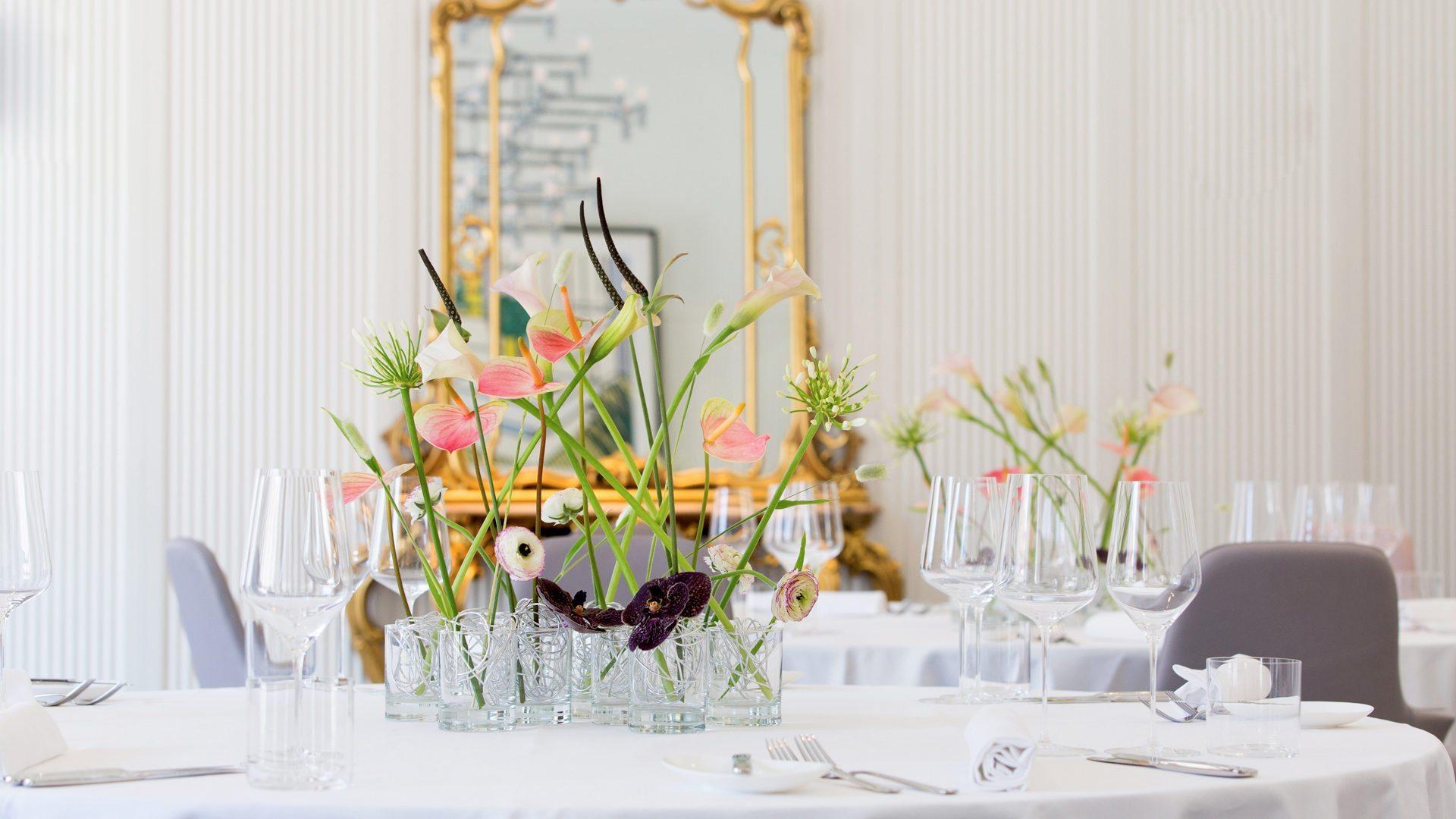 Le Salon - Celebrations at Hotel Sans Souci Vienna