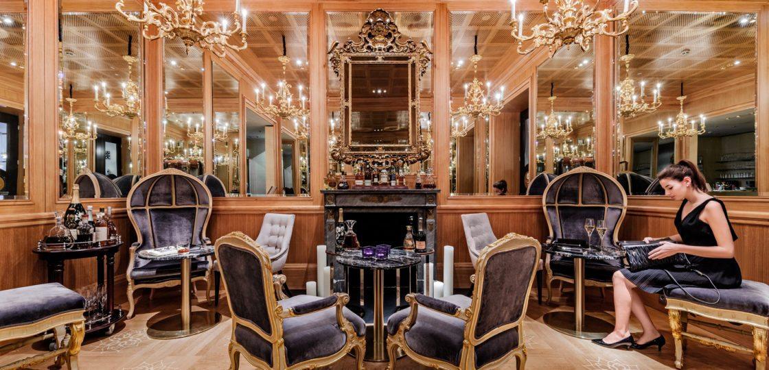Le Bar im Hotel Sans Souci Wien