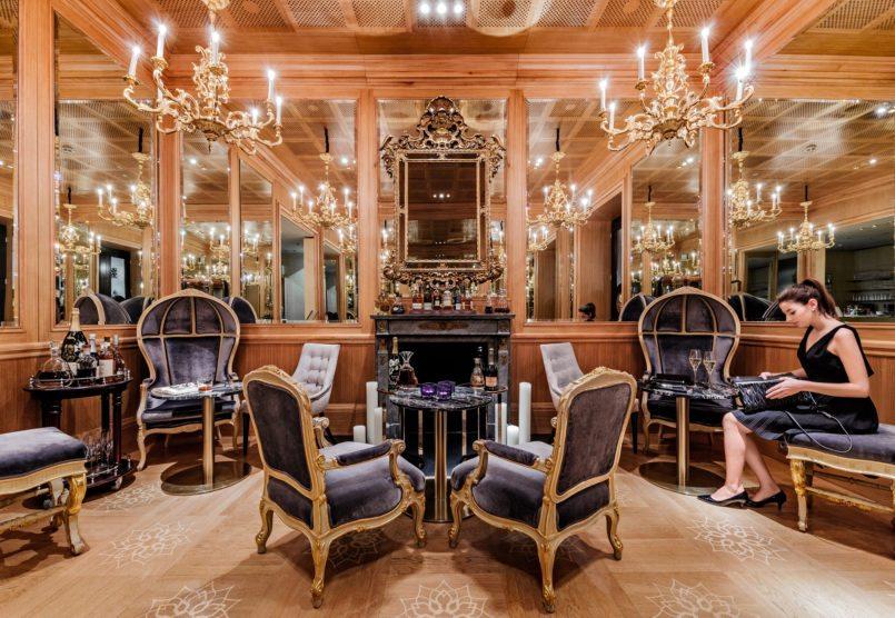 Le Bar at Hotel Sans Souci Vienna
