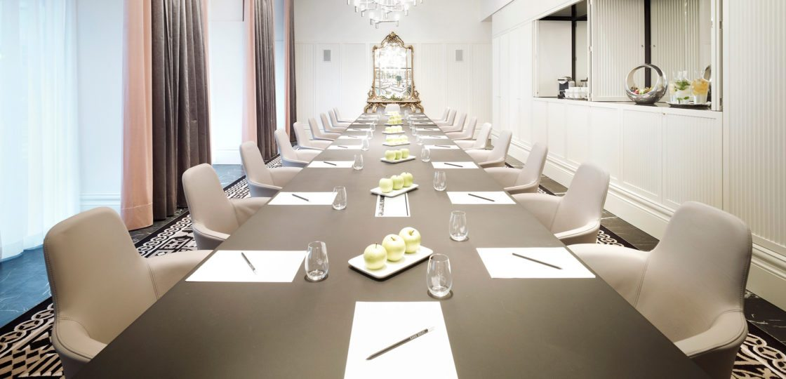 Le Salon – Business im Sans Souci Wien