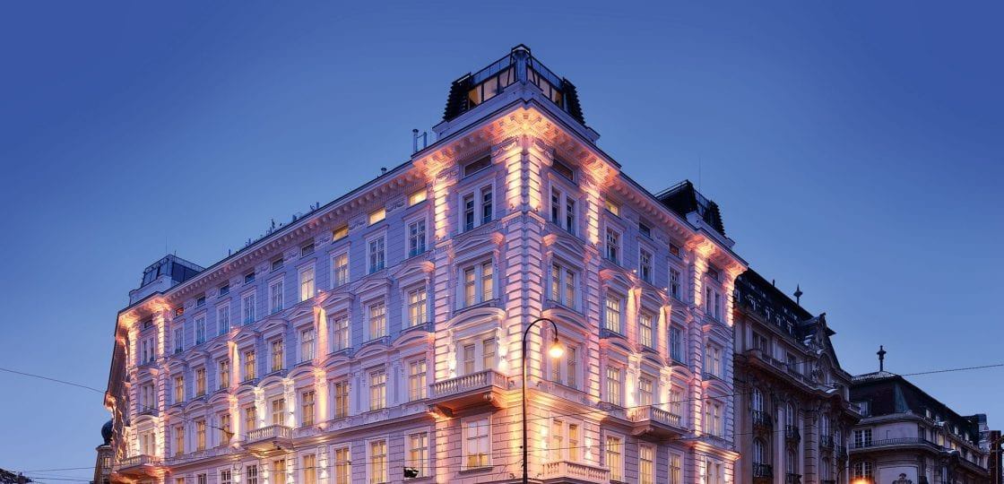 Luxushotel Hotel Wien Angebot