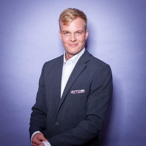 Martin Warum, Front Office Manager – Sans Souci Wien