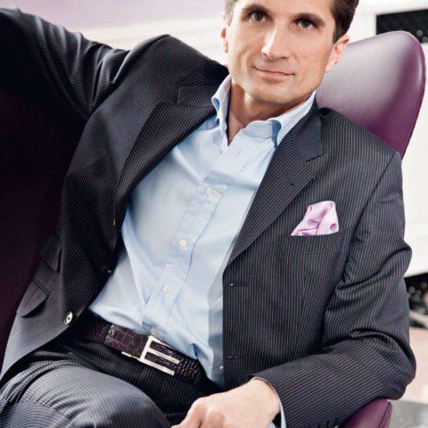 Norbert Winkelmayer, CEO der Sans Souci Group