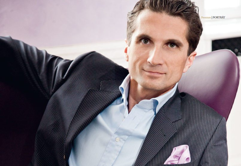 Norbert Winkelmayer, CEO der Sans Souci Group