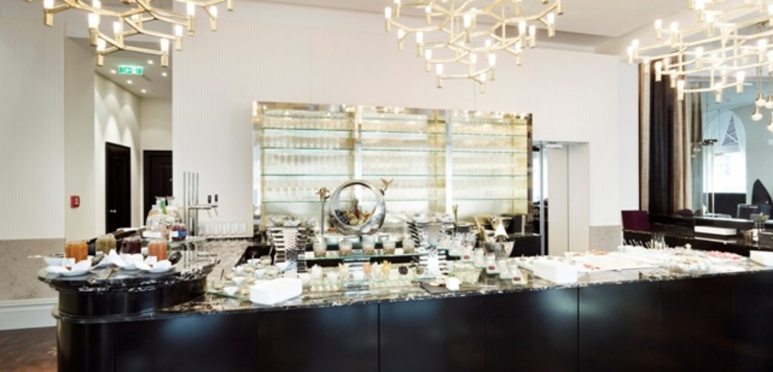 Restaurant Veranda Hotel Sans Souci Wien