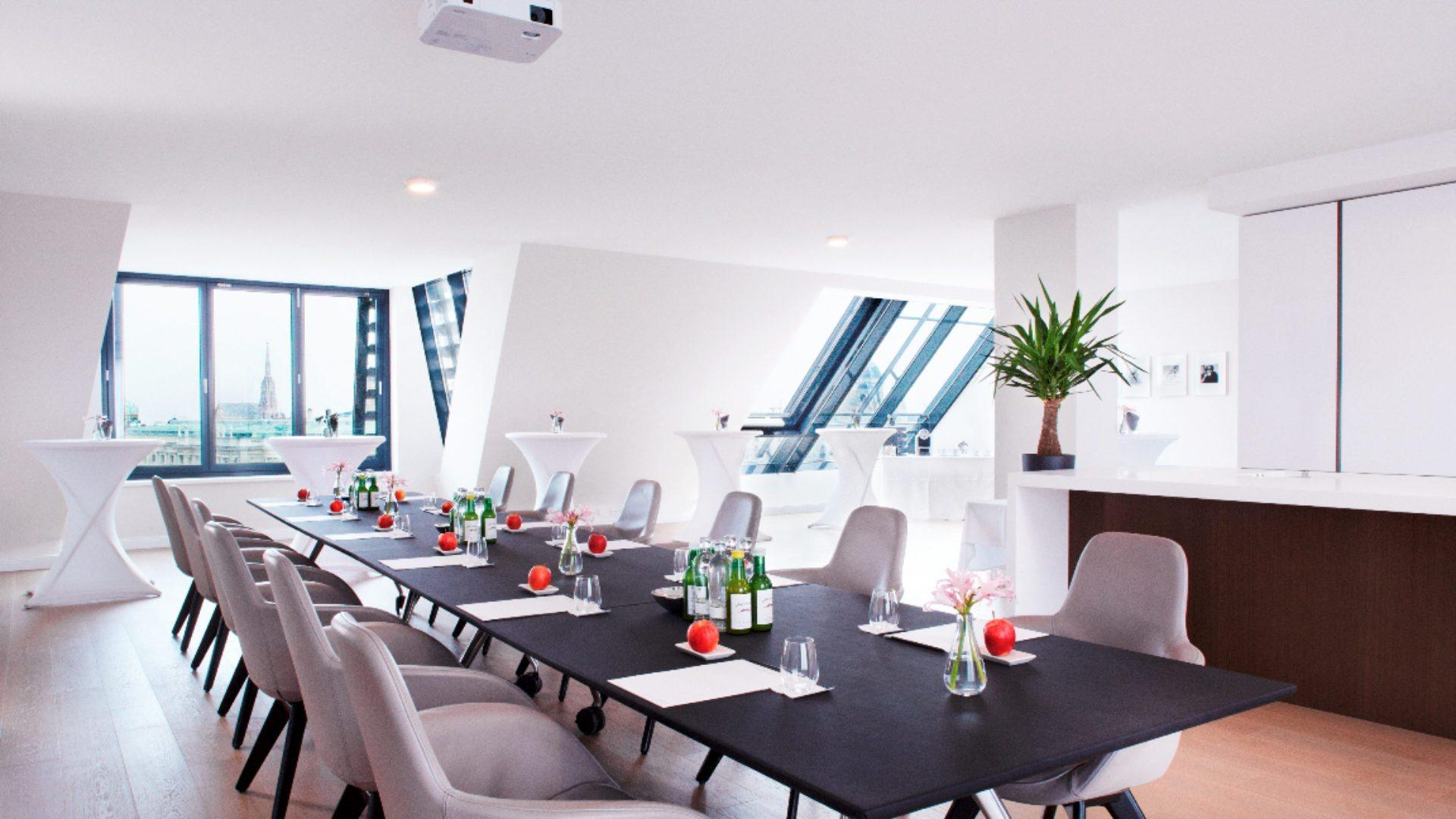 Meetings und Feiern im Hotel Sans Souci Wien