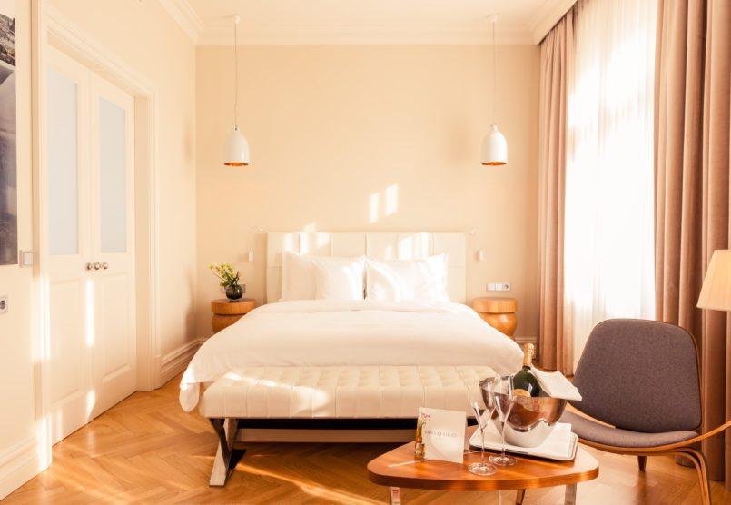 Hotel Sans Souci Wien - Luxury Zimmer