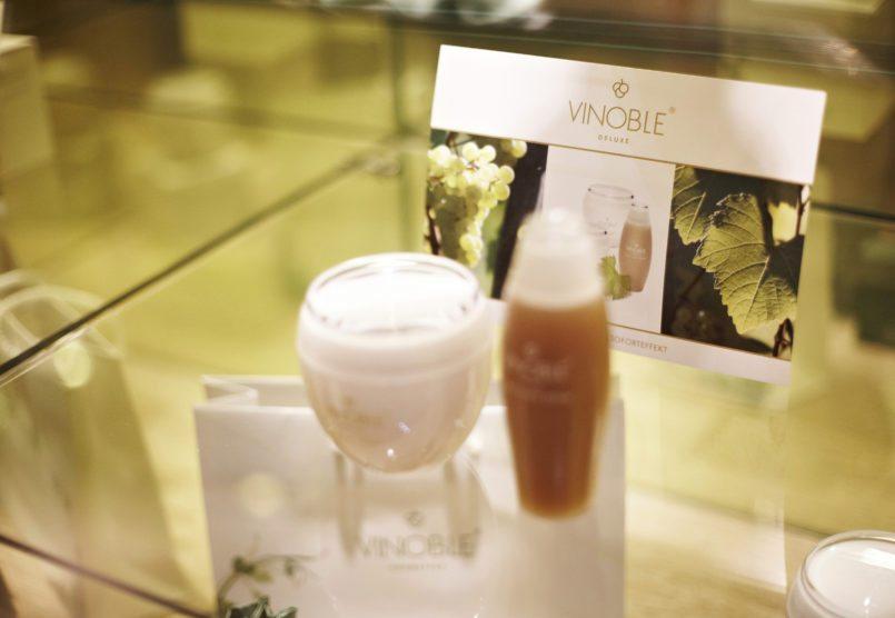 Vinoble Produkte Hotel Sans Souci Wien