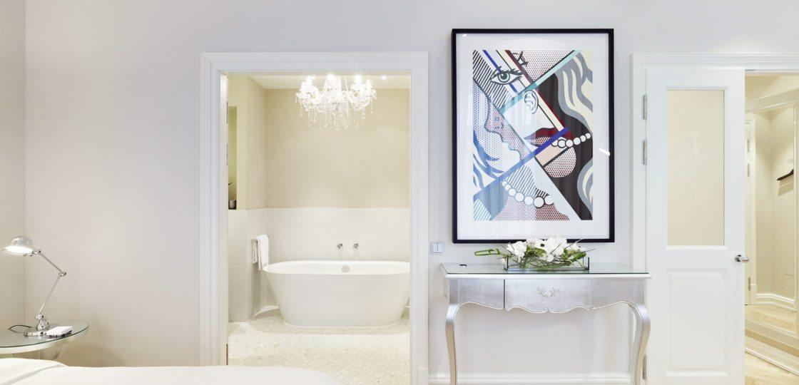 Zeitgenössische Kunst im Hotel Sans Souci Wien -c-Gregor Titze