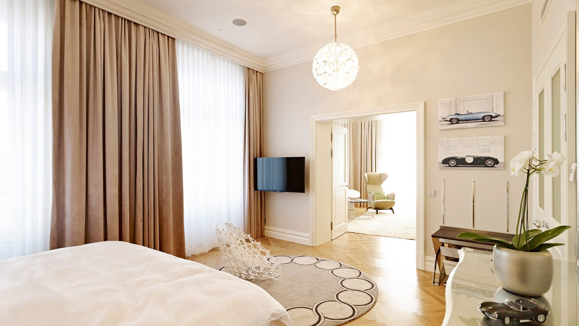 Hotel Sans Souci Wien – Jaguar Suite