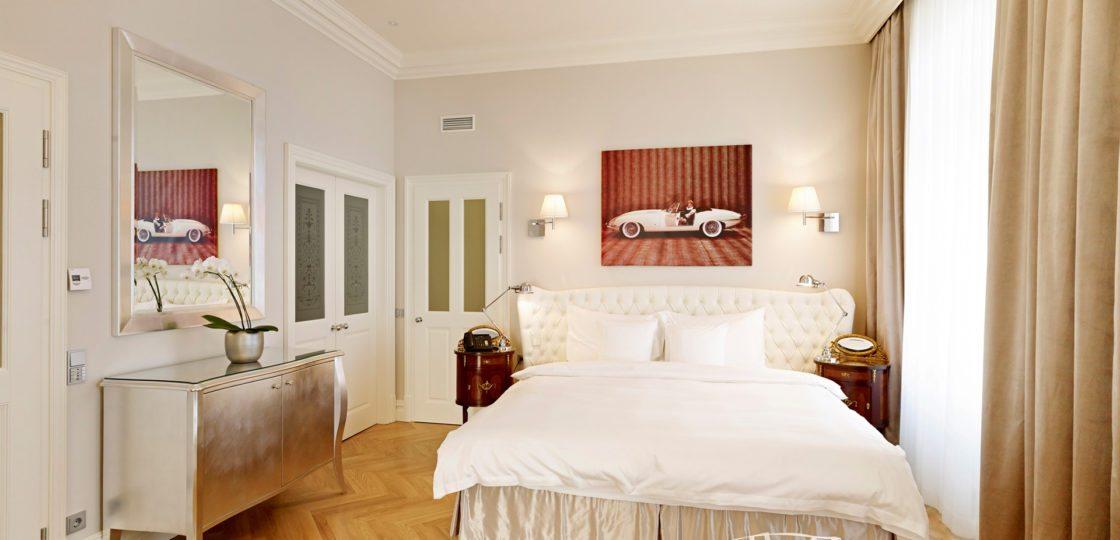 Hotel Sans Souci Vienna - Jaguar Suite