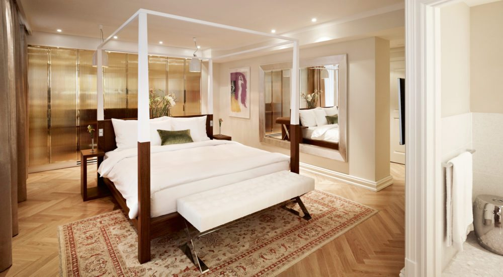 Hotel Sans Souci Vienna - Luxury Extended Rooms