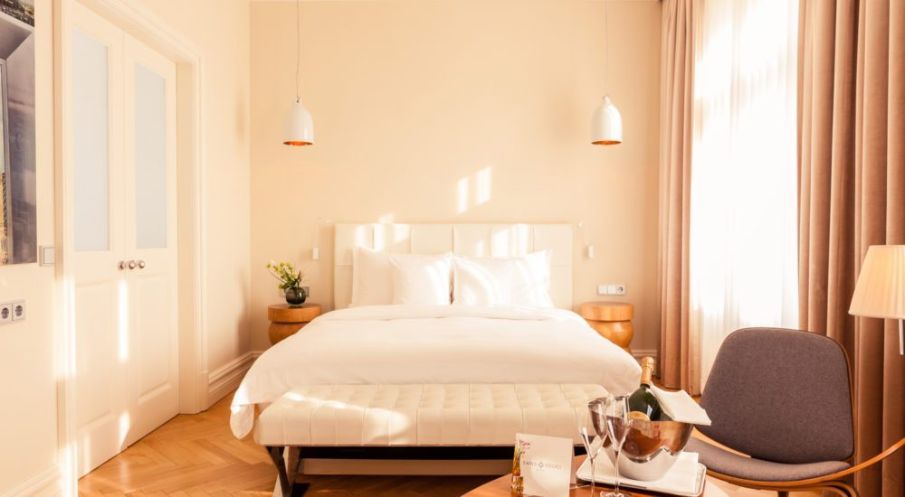 Hotel Sans Souci Vienna - Luxury room