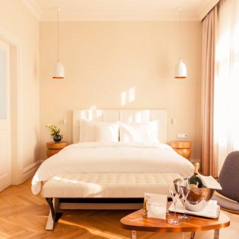 Hotel Sans Souci Wien – Luxury Zimmer