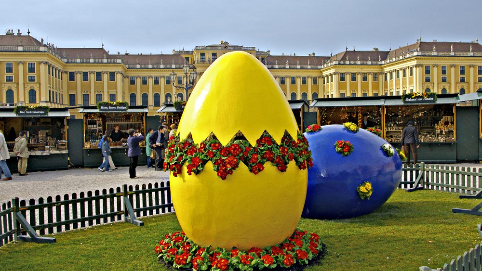 ostern markt Dijaspora Wien
