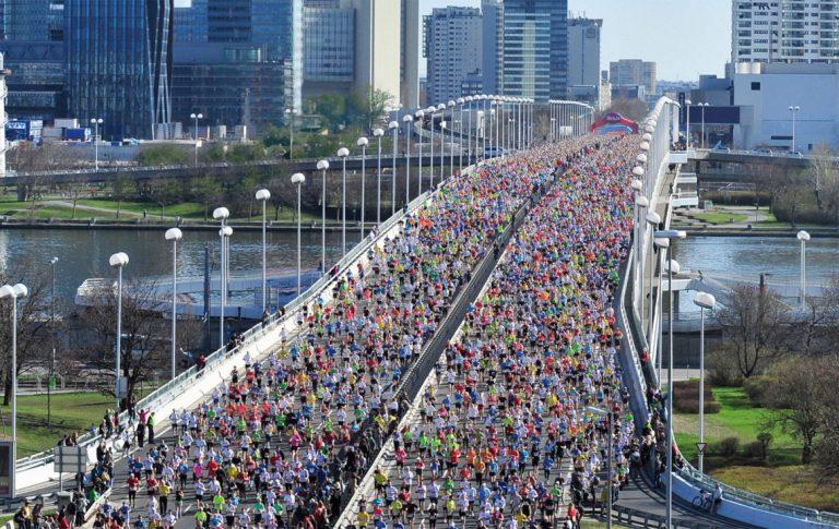 Vienna City Marathon Wien