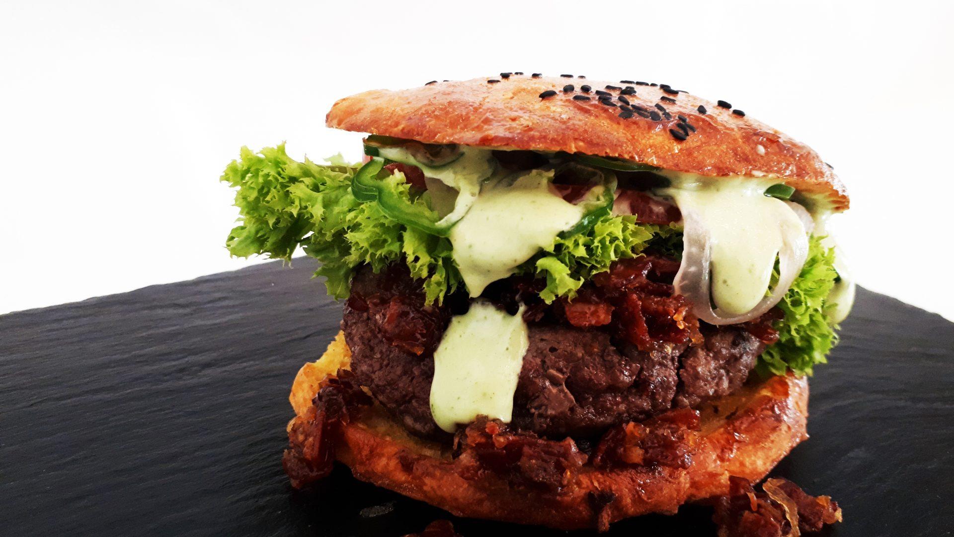 Daniel Burger im Sans Souci Veranda_Wien_Sans Souci_Modern Austrian_Burger