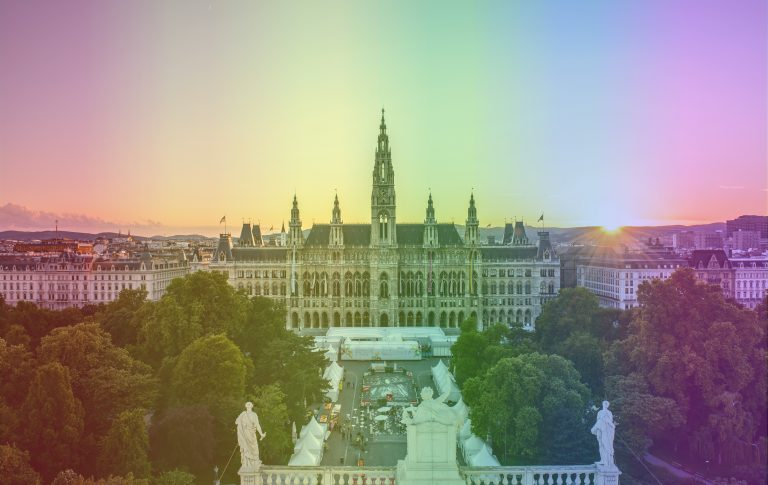 Vienna Tourism Sans Souci Vienna town hall