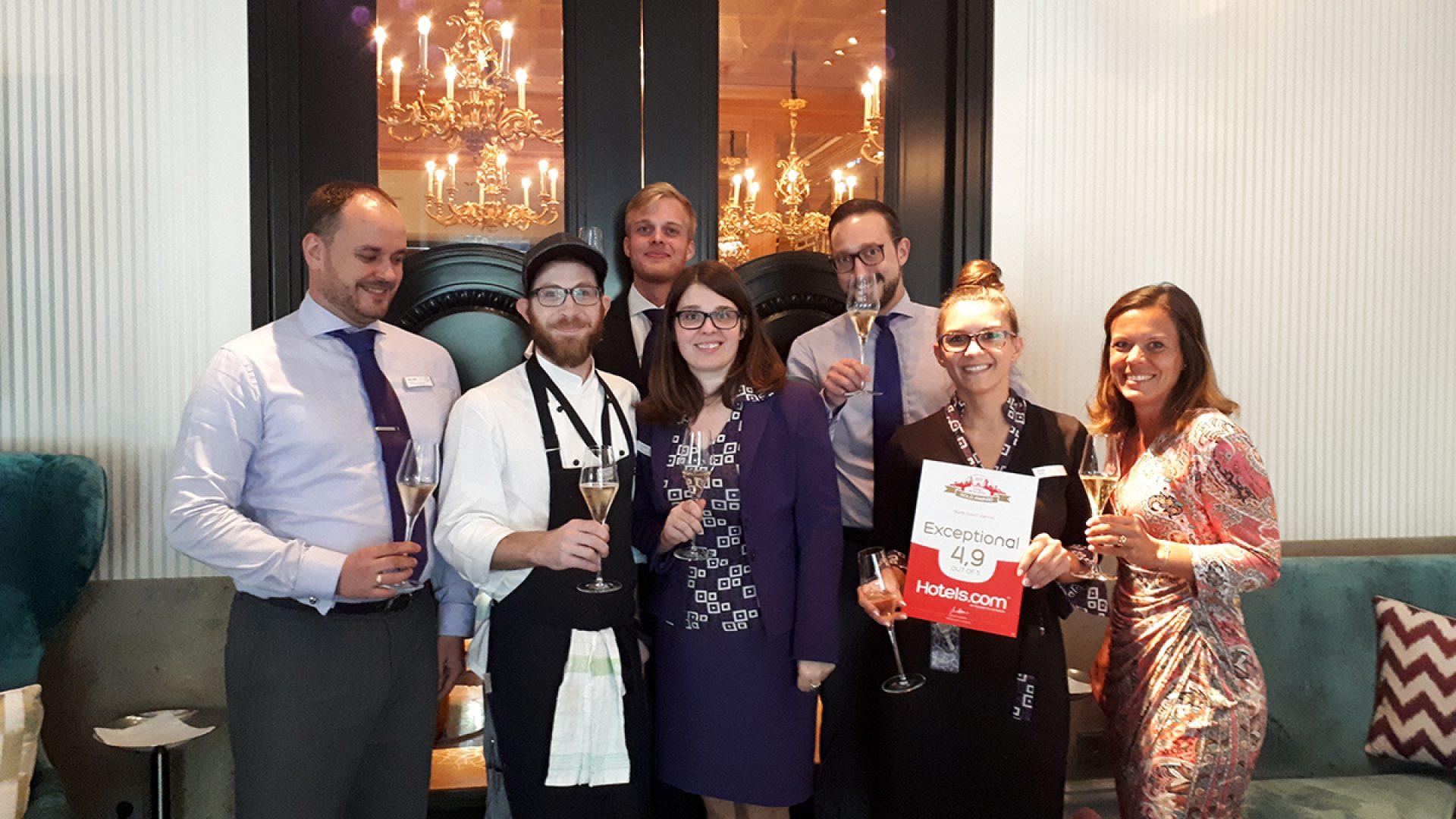 Hotels.com 2017 Sans Souci Wien Bewertungen