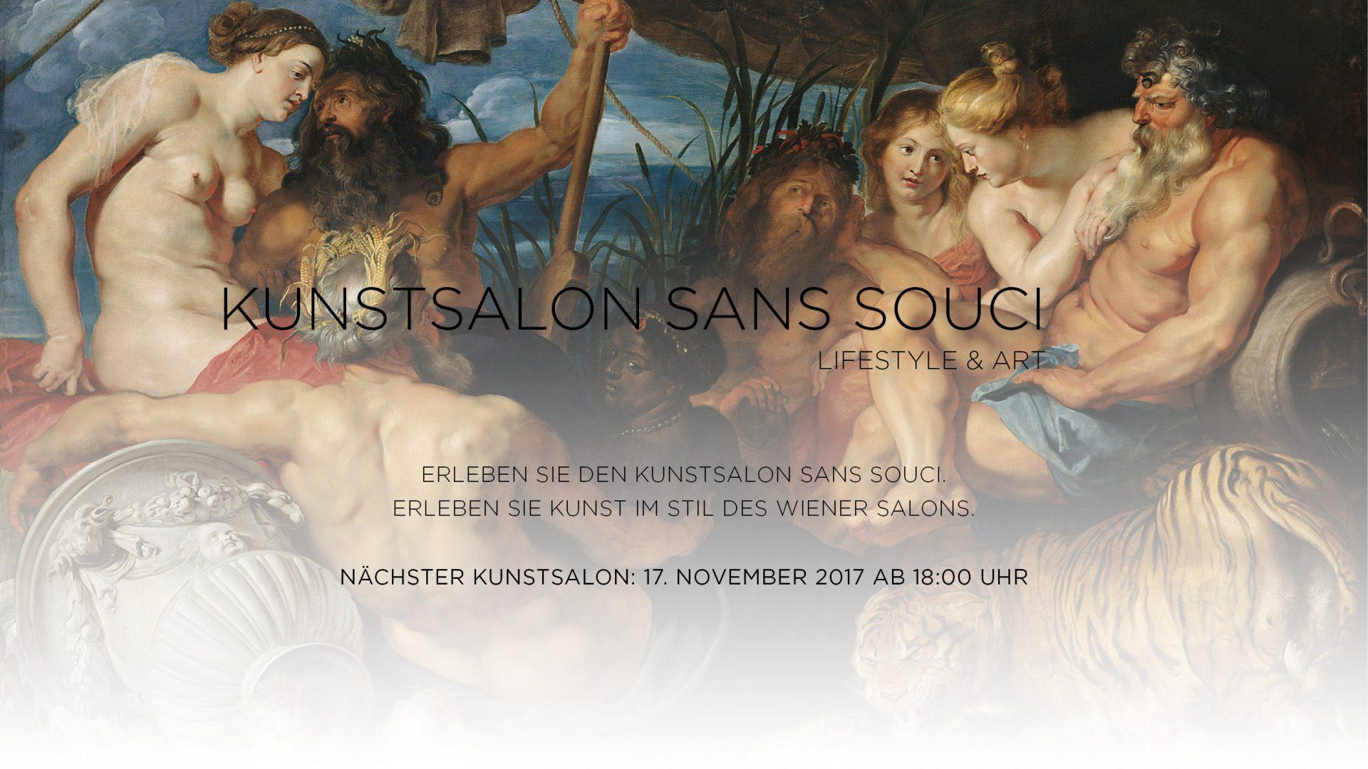 Kunstsalon Sans Souci Peter Paul Rubens