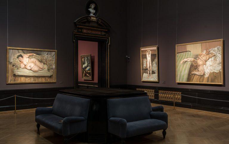 Kunstsalon Sans Souci_Lucian_Freud_TR KHM-