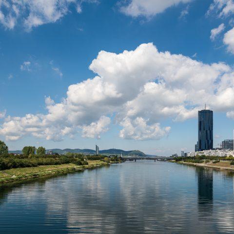 Freizeitparadies Donauinsel Sans Souci Wien