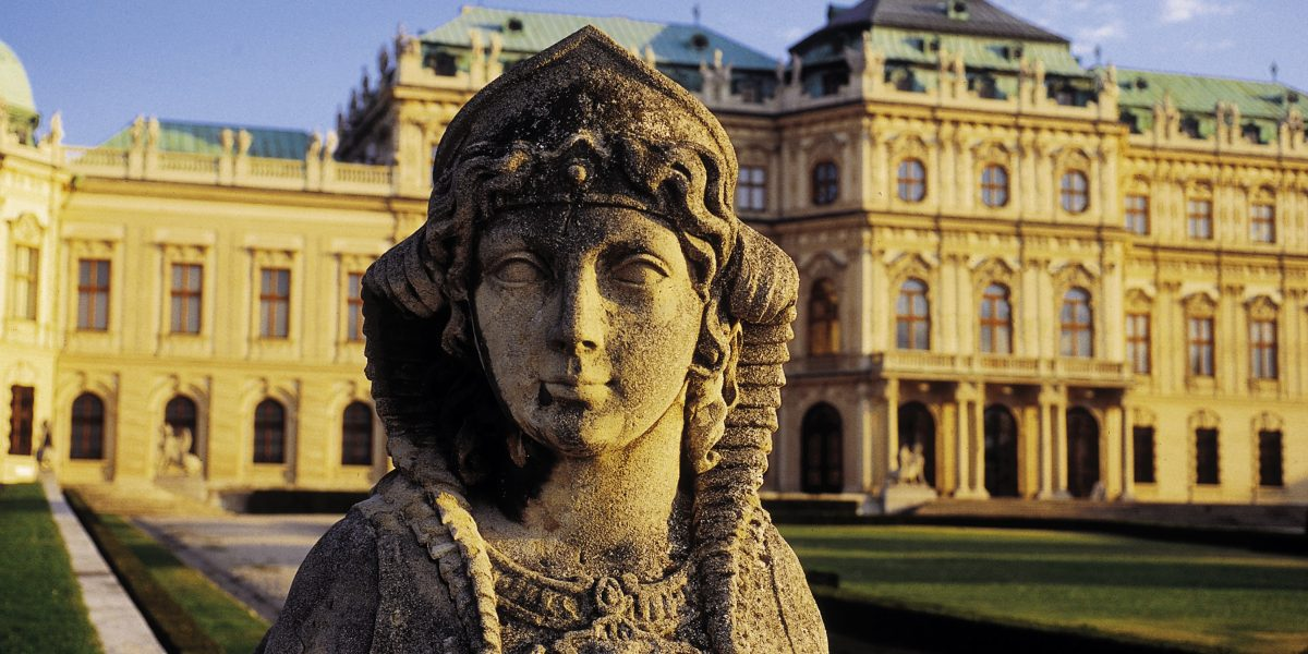 Museen Belvedere Sans Souci Wien Kunst