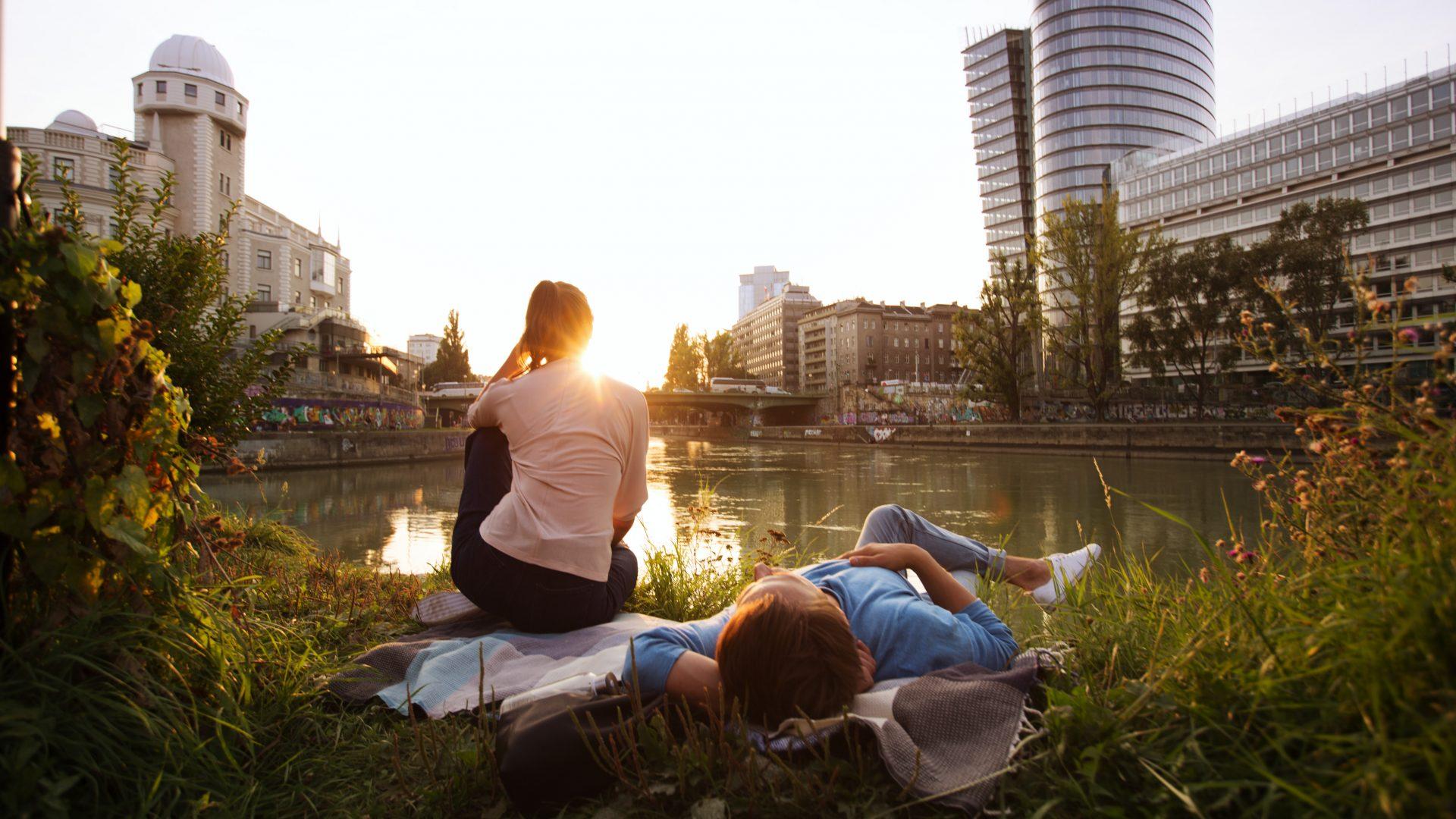 Sans Souci Wien Donaukanal