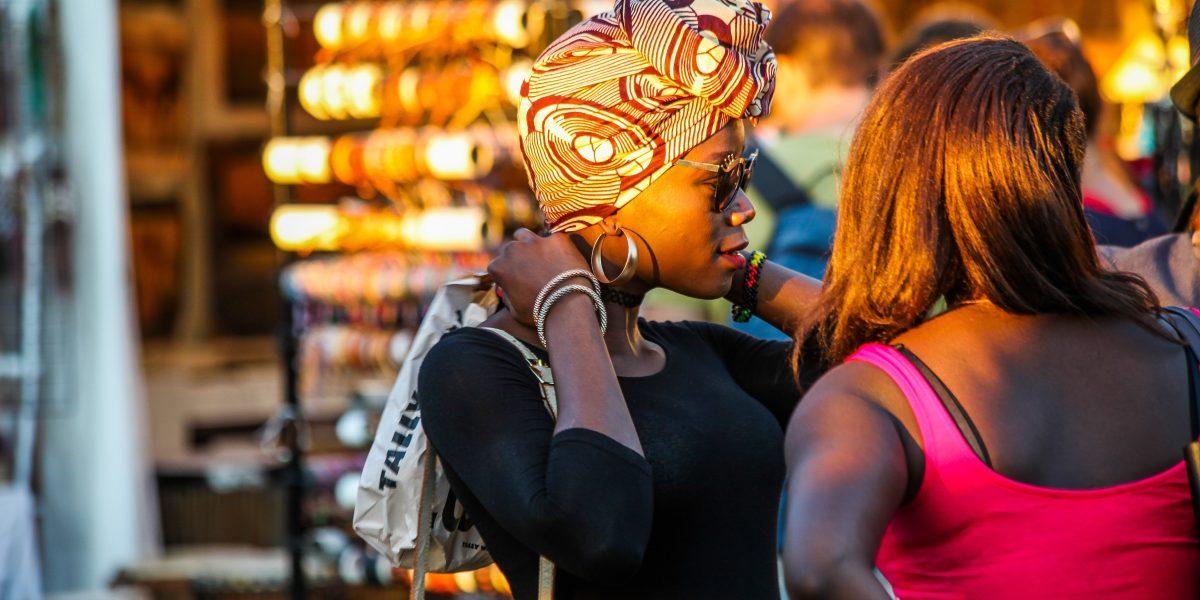 Afrika Tage in Wien Sans Souci Hotel