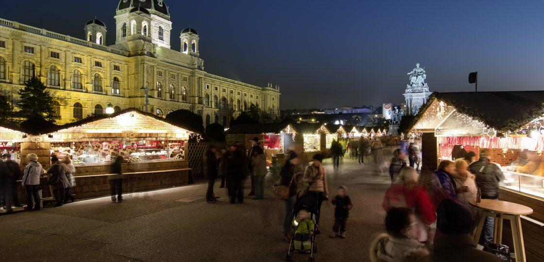 Weihnachtsessen am Heiligabend | Hotel Sans Souci in Wien