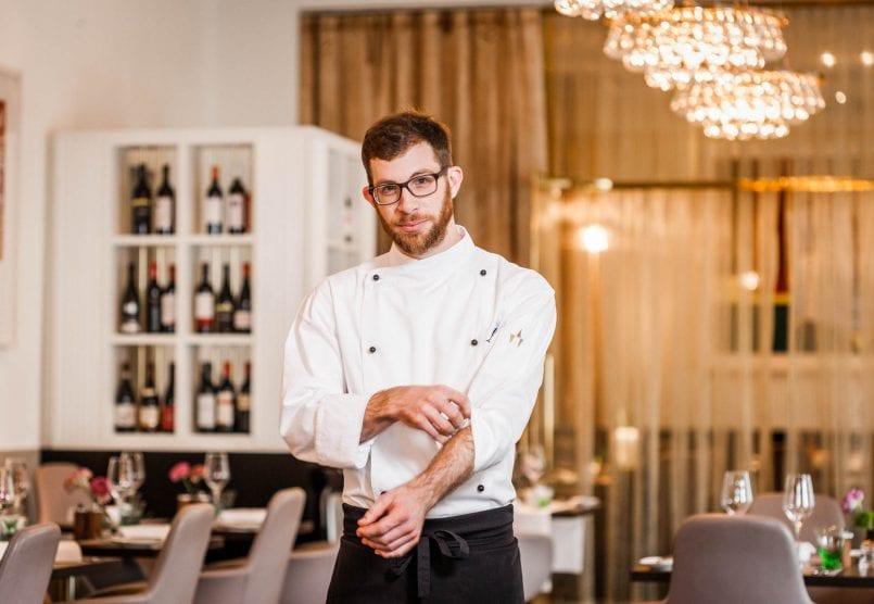 Jeremy Ilian Restaurant Veranda in Wien -c-Stefan Gergely