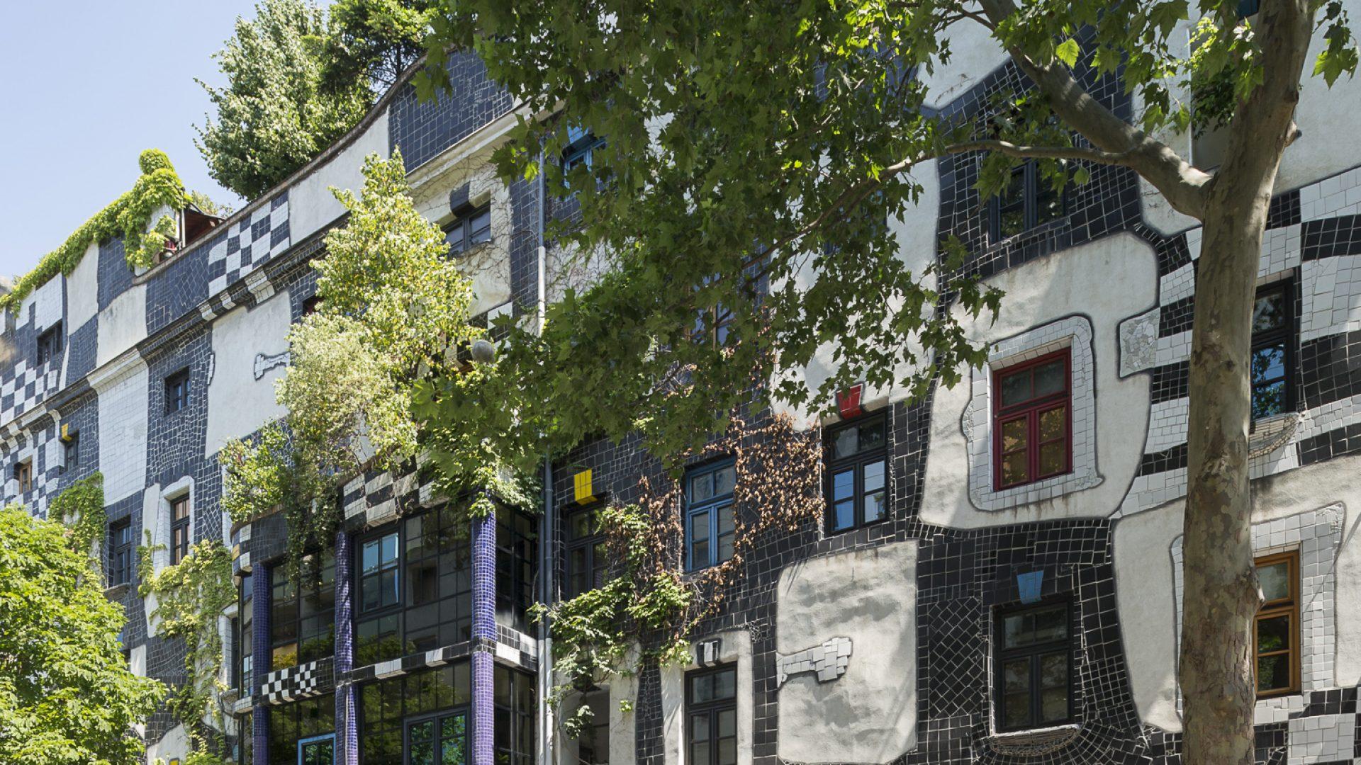 Sans Souci hotel Wien Kunsthaus Wien Fassade_c_EvaKelety