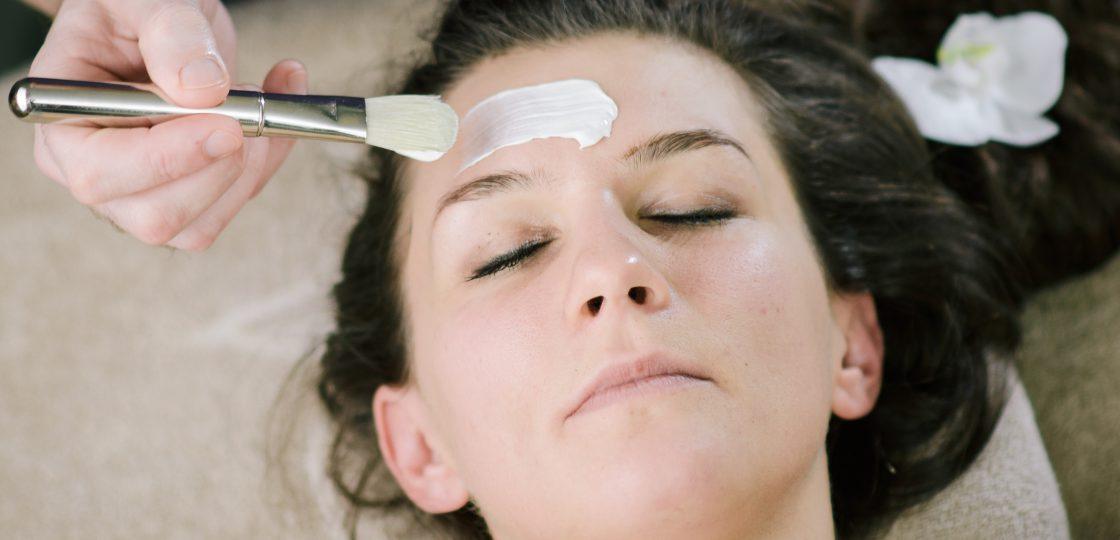 Sans Souci Spa Face Treatment