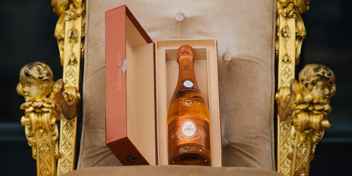 Silvester Sans Souci Wien Champagnerfalsche